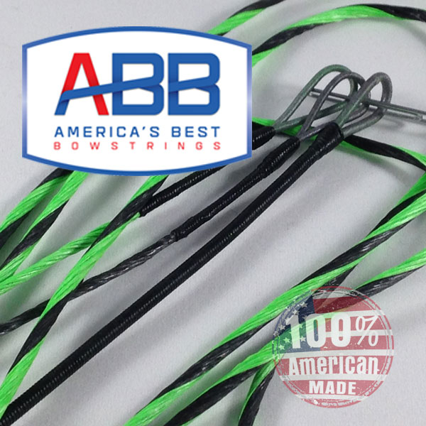 ABB Custom replacement bowstring for Hoyt Avenger - Cam & 1/2 # 5 cam Bow