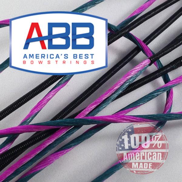 ABB Custom replacement bowstring for Hoyt Lazer Tec Cam & 1/2 # 3 cam Bow