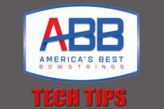 America's Best Bowstrings Tech Tip: How To Tie In Your Peep Sight