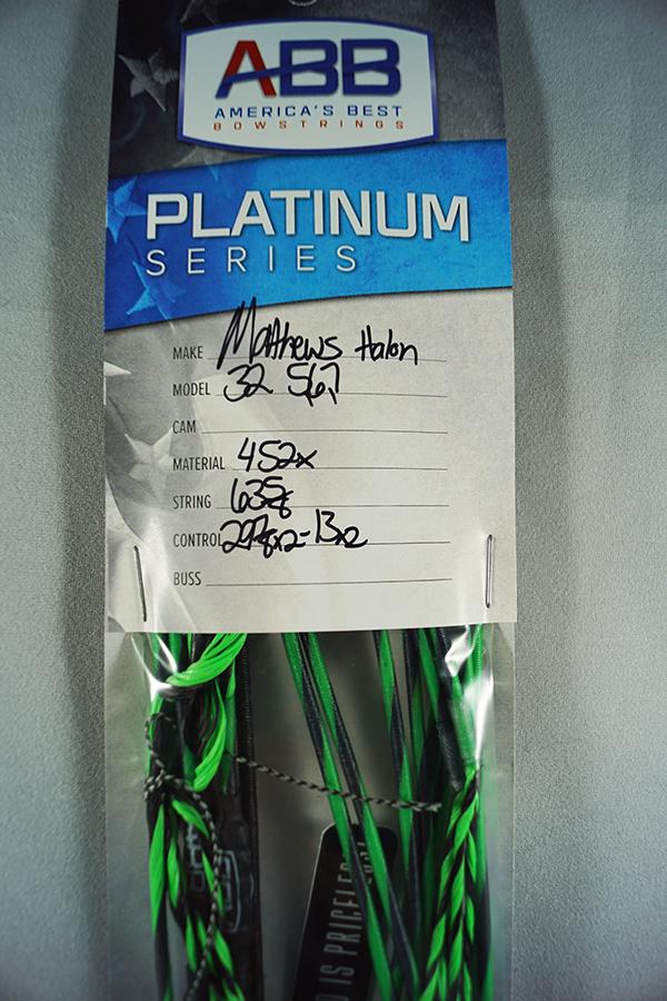 Mathews Halon 32 5/6/7 (Platinum Series Complete Set)